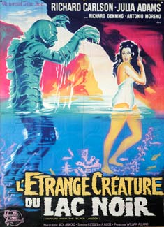 creature black lagoon 1954